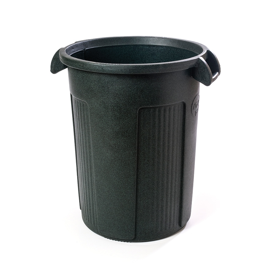 Toter 44-Gallon Gray Trash Can