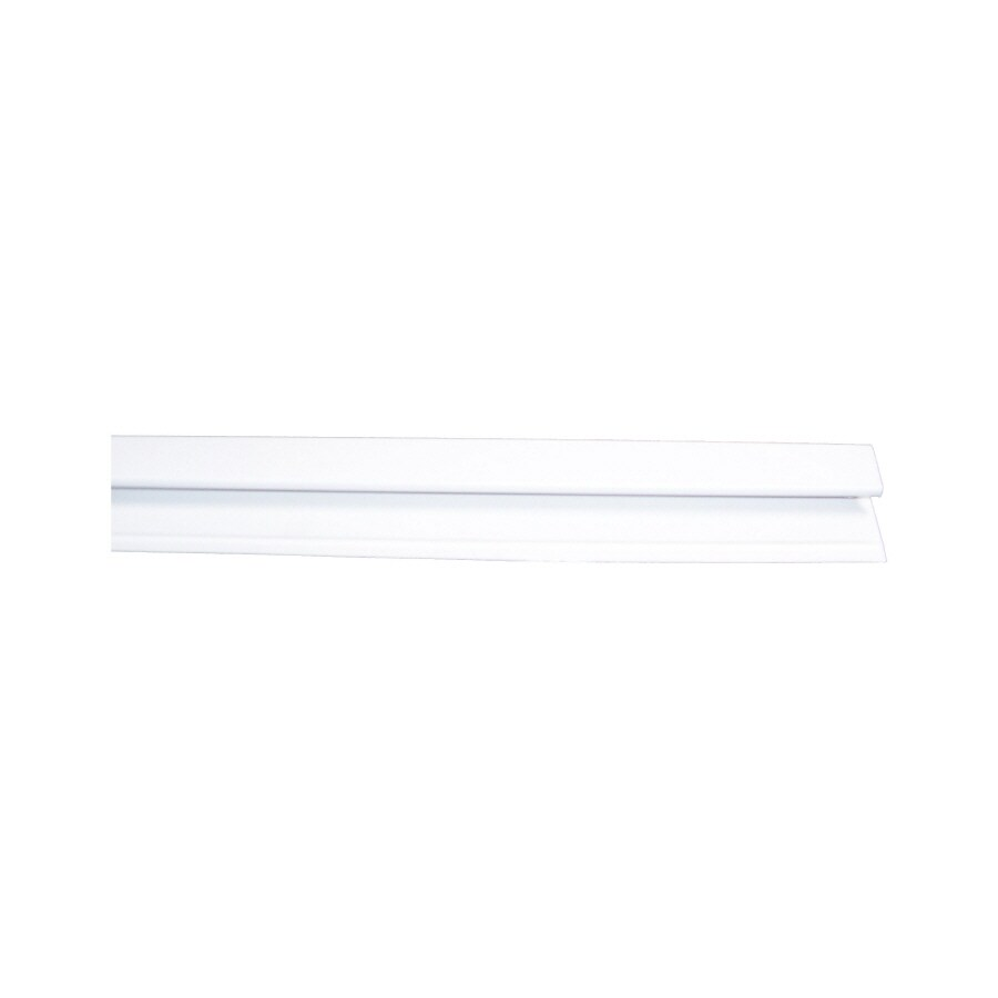 2-in x 144-in White Soffit