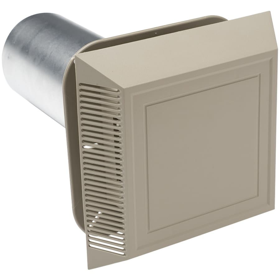 Shop 8 In L Clay Plastic Soffit Vent At Lowes Com