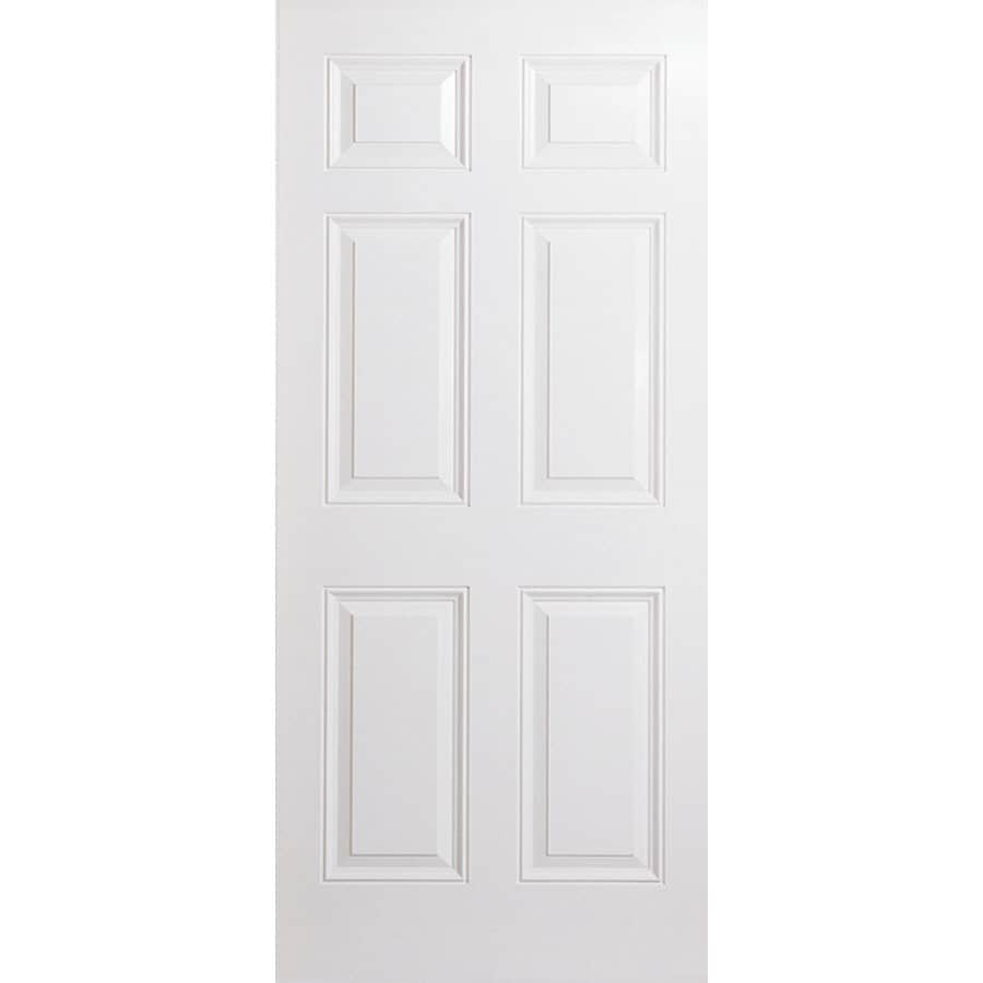 ReliaBilt 6-Panel Steel Entry Door