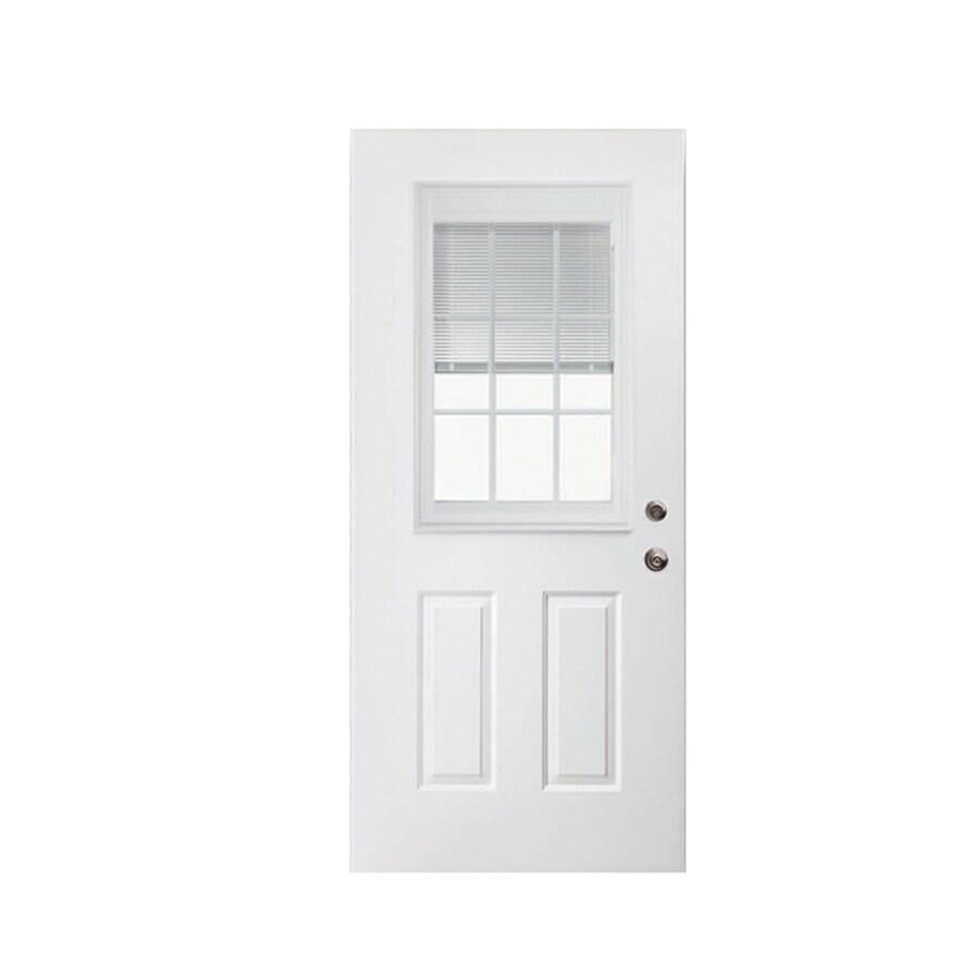 ReliaBilt Steel Prehung Entry Door