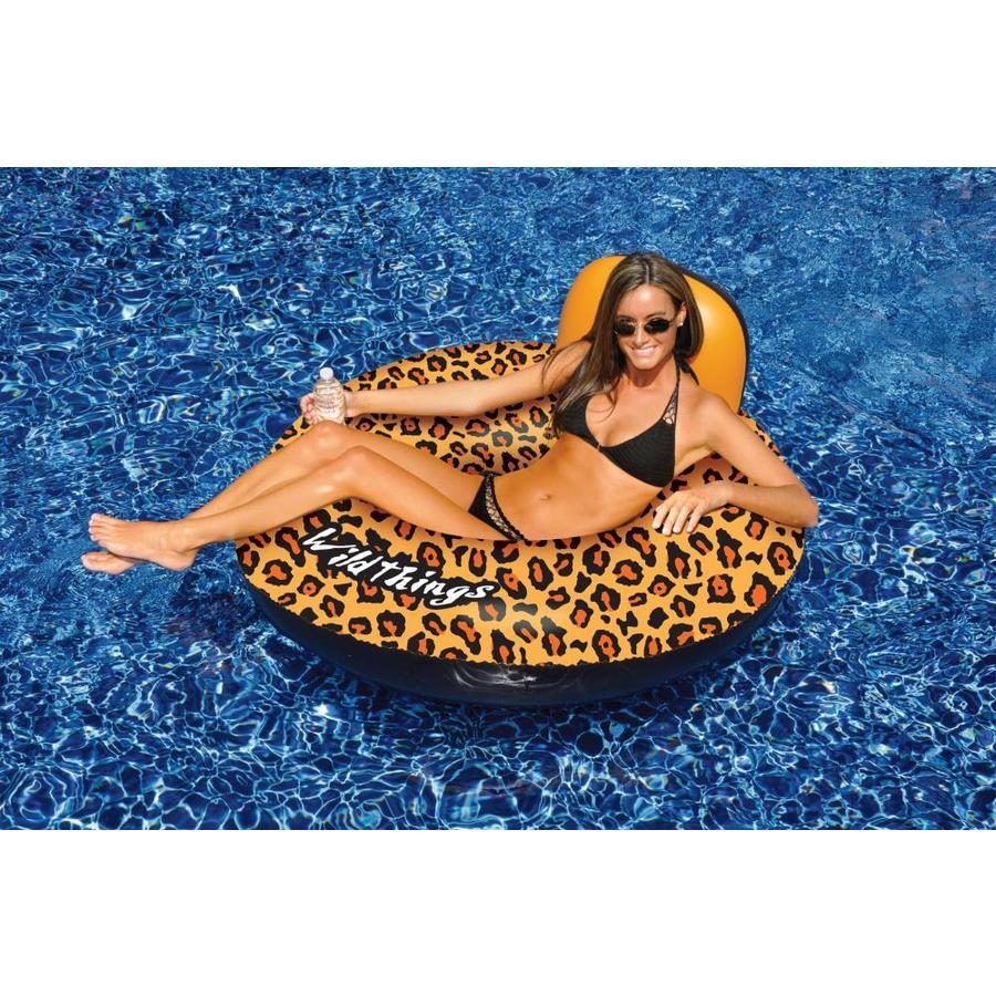 Swimline Wildthings Cheetah Inner Tube