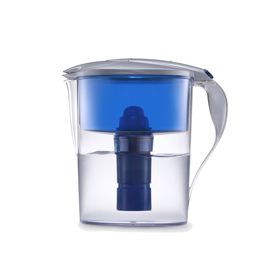 PUR 10.99-in x 4.25-in x 10-in Pitcher Complete Filtration System