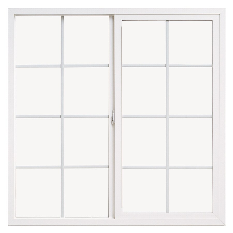 ThermaStar by Pella Sliding Window (Rough Opening: 60-in x 48-in; Actual: 59.5-in x 47.5-in)