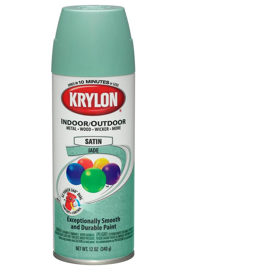 How To Open Krylon Spray Paint 12 Oz Georgia Clay Gloss Indoor Outdoor Spray Paint Pack Of 6