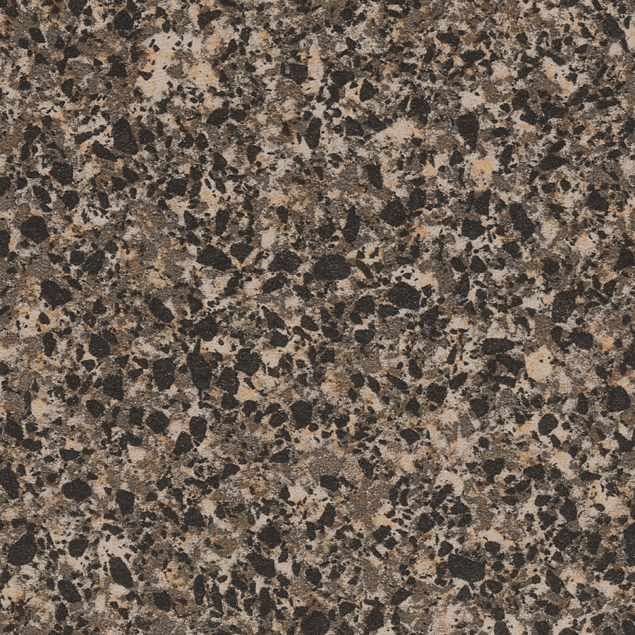 Wilsonart 36-in x 96-in Blackstar Granite Laminate Kitchen Countertop Sheet