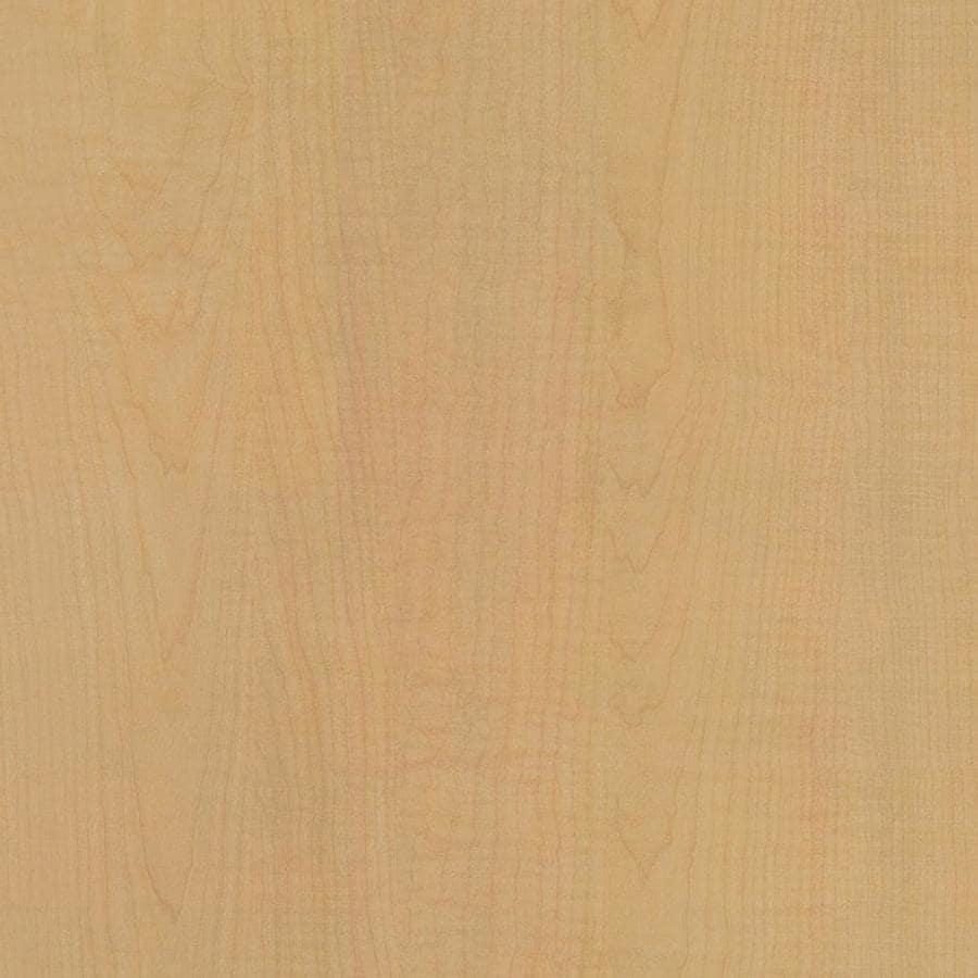Wilsonart 36-in x 120-in Fusion Maple Laminate Kitchen Countertop Sheet