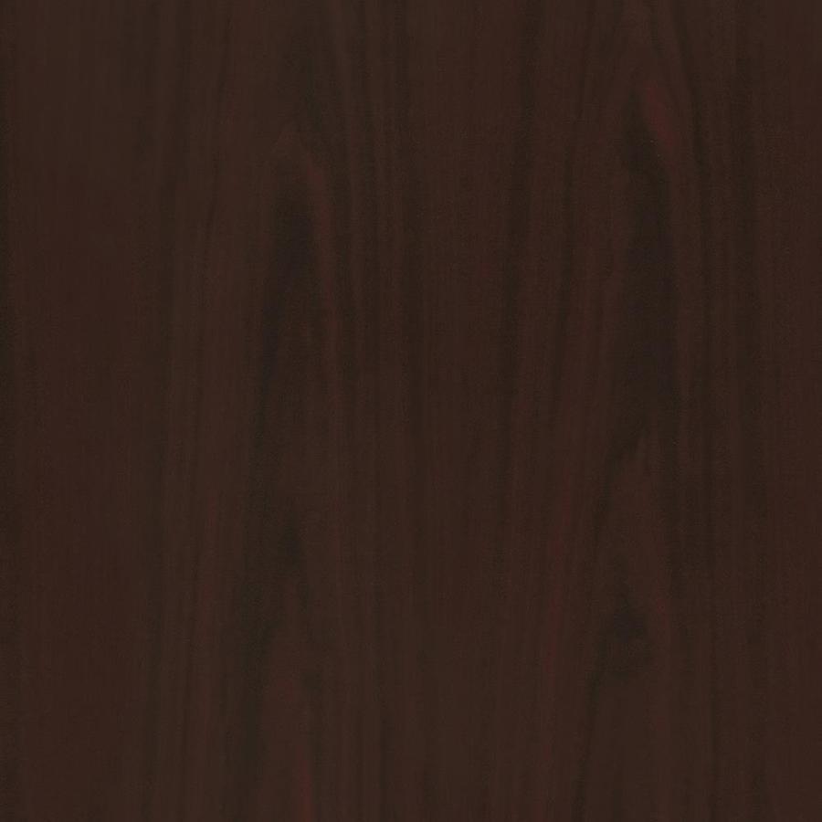 Wilsonart 48-in x 96-in Empire Mahogany Laminate Kitchen Countertop Sheet