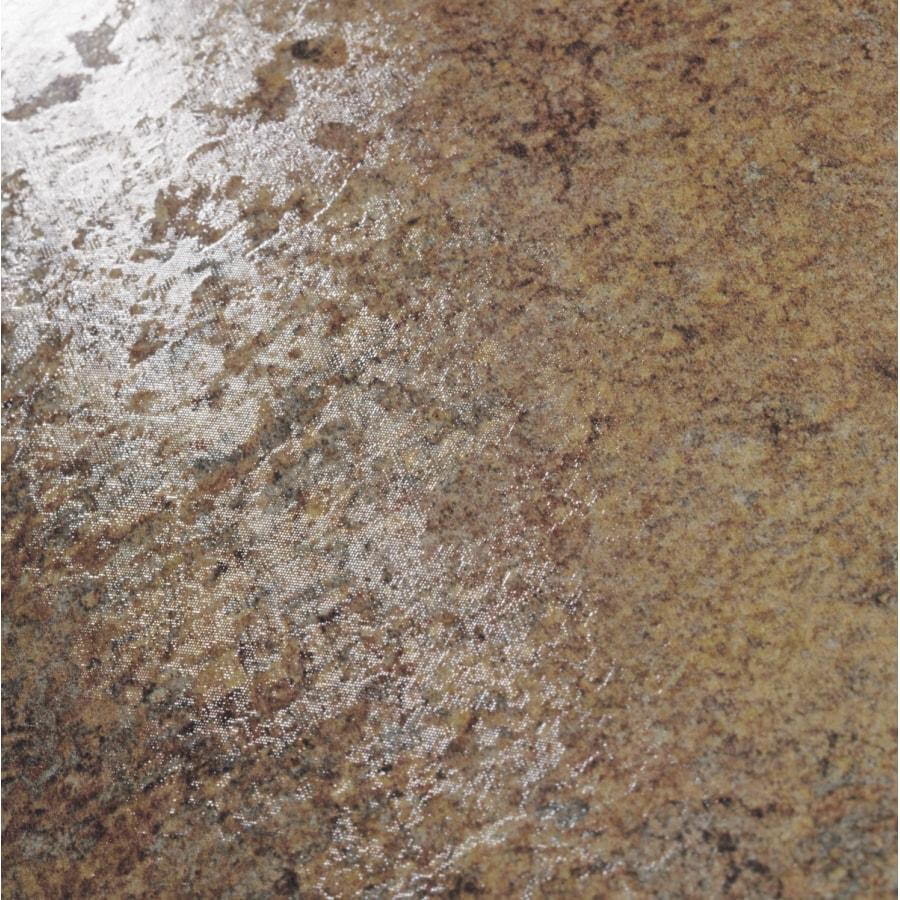 Wilsonart 60-in x 120-in Deepstar Bronze Laminate Kitchen Countertop Sheet