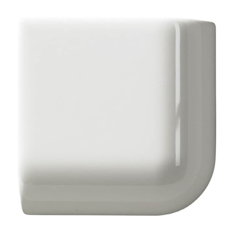United States Ceramic Tile Color White Ceramic Wall Tile (Common: 2-in x 4-in; Actual: 2-in x 2-in)