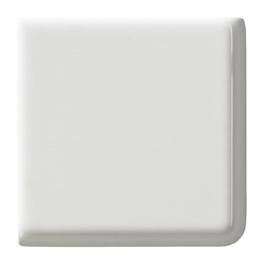 United States Ceramic Tile Color White Ceramic Wall Tile (Common: 2-in x 4-in; Actual: 2-in x 2-in)