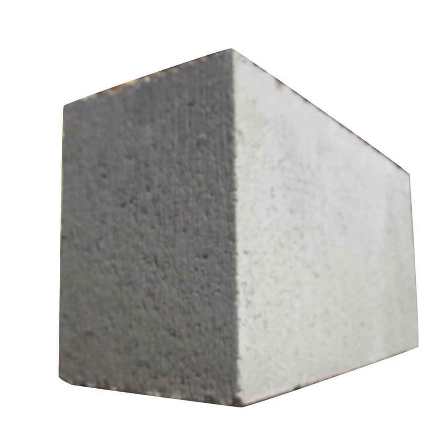 Standard Cored Concrete Block (Common: 6-in x 8-in x 16-in; Actual: 5.625-in x 7.625-in x 15.625-in)