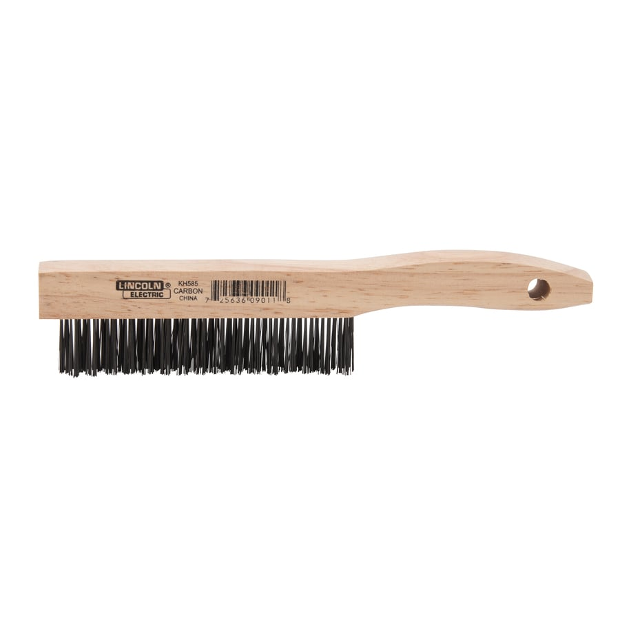 Lincoln Electric Shoe Handle Carbon Steel Brush