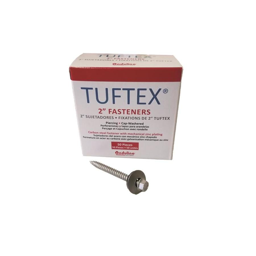 """10 2/"""" fixings for pvc corrugated roofing sheets 3/"""" profile"""