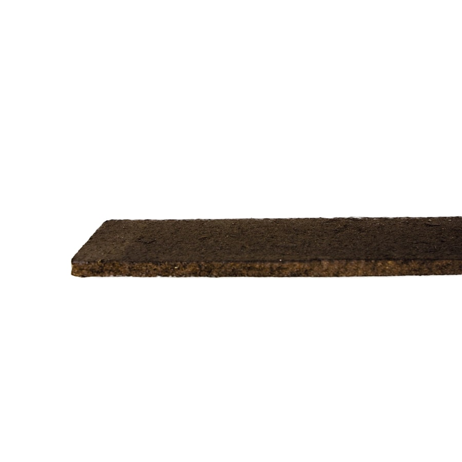 Reflex Rubber Concrete Expansion Joints (Common: 0.5-in x 4-in x 60-in; Actual: 0.4375-in x 3.9-in x 59.9-in)
