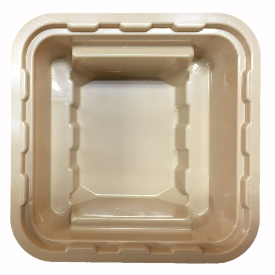 Less Mess Disposable Paint Tray (Common: 6.5-in x 6.5-in; Actual 6.5-in x 6.5-in)