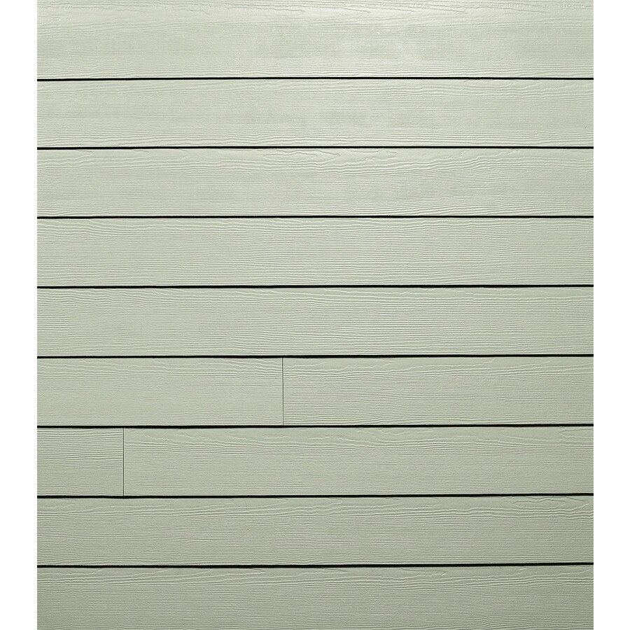 James Hardie HardiePlank Primed Cedarmill Lap Fiber Cement Siding Panel (Actual: 0.312-in x 7.25-in x 144-in)