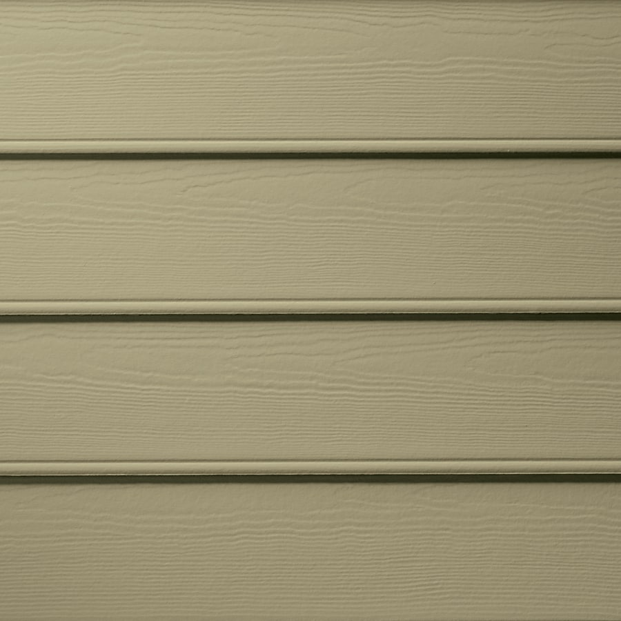 James Hardie HardiePlank Primed Beaded Woodgrain Lap Fiber Cement Siding Panel (Actual: 0.312-in x 8.25-in x 144-in)