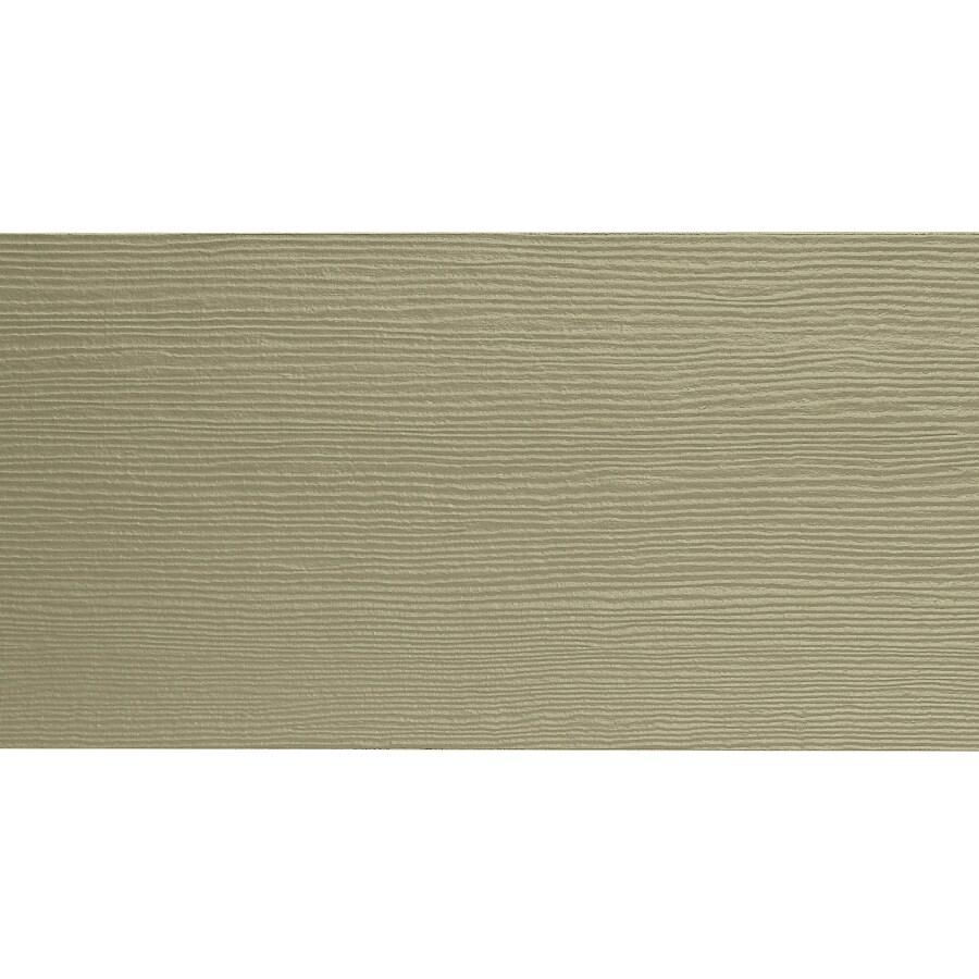 James Hardie 16-in x 144-in Primed Fiber Cement Solid Soffit