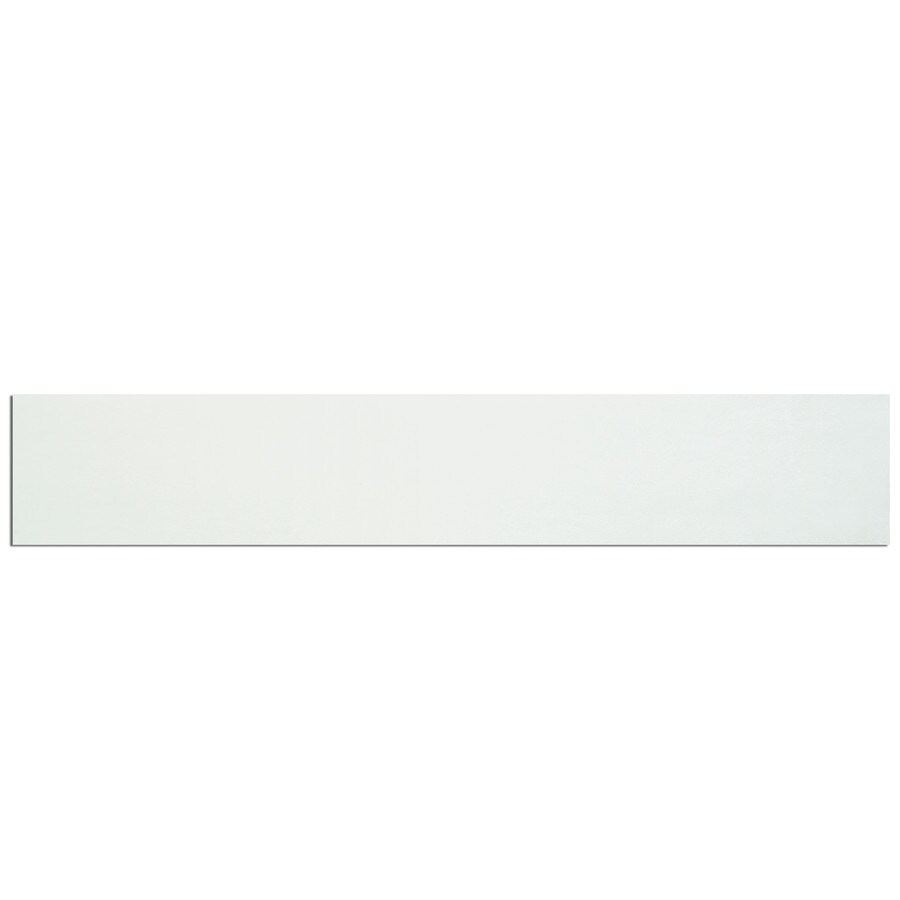 James Hardie HardieSoffit 24-in x 96-in Arctic White Fiber Cement Solid Soffit
