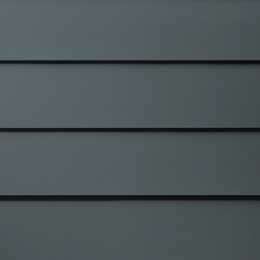 Shop James Hardie Hardieplank Primed Evening Blue Smooth