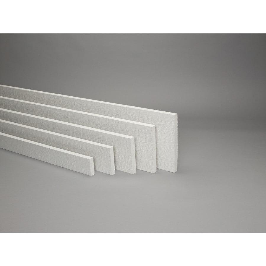 James Hardie 5.5-in x 12-ft Primed Prime Fiber Cement Trim