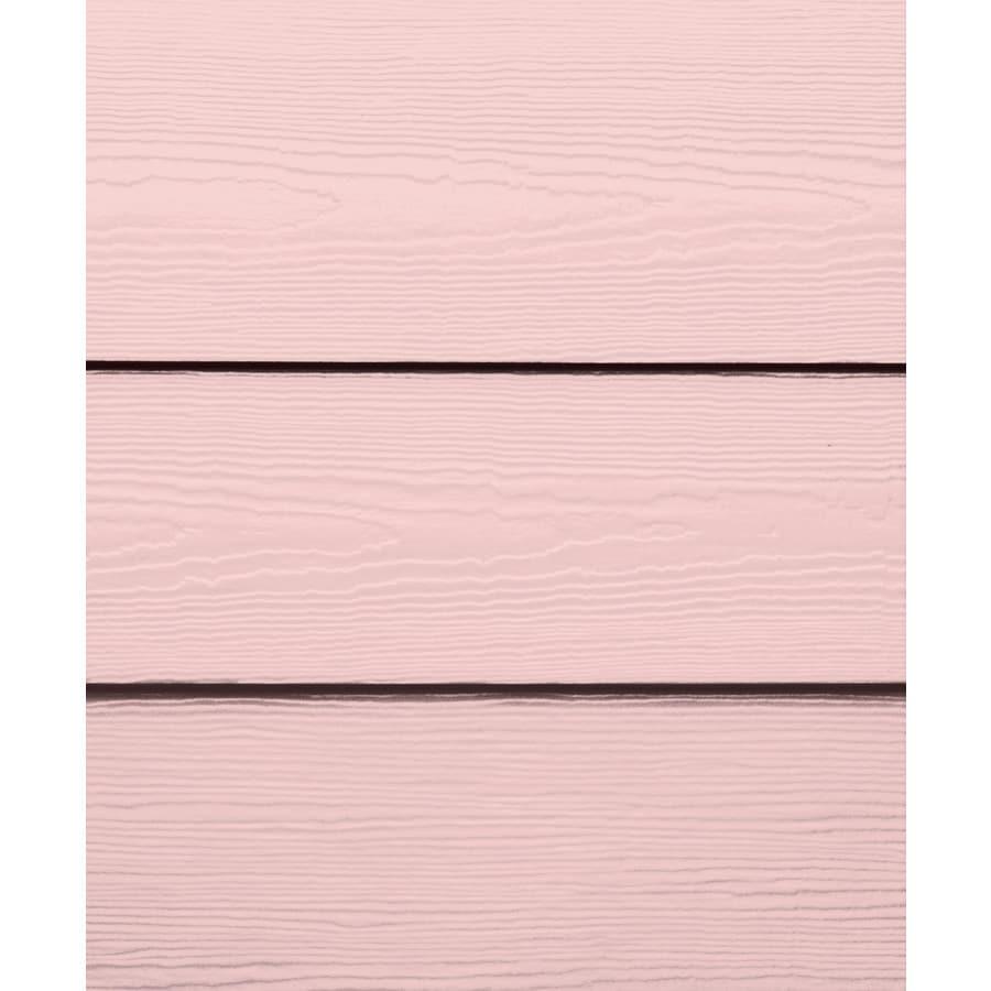 shop james hardie primed pink sand fiber cement siding