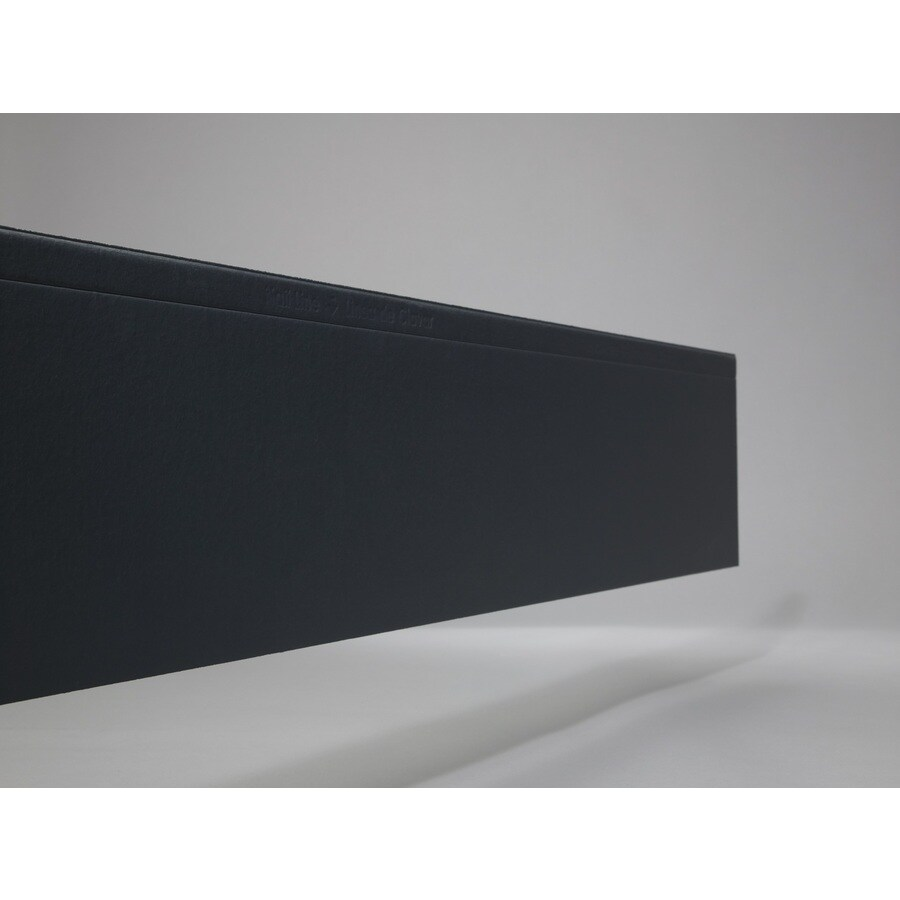 James Hardie Primed Iron Gray Fiber Cement Siding Panel (Actual: 0.625-in x 8.25-in x 144-in)