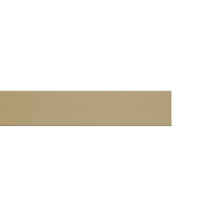 James Hardie 7.25-in x 12-ft Primed Autumn Tan Fiber Cement Trim