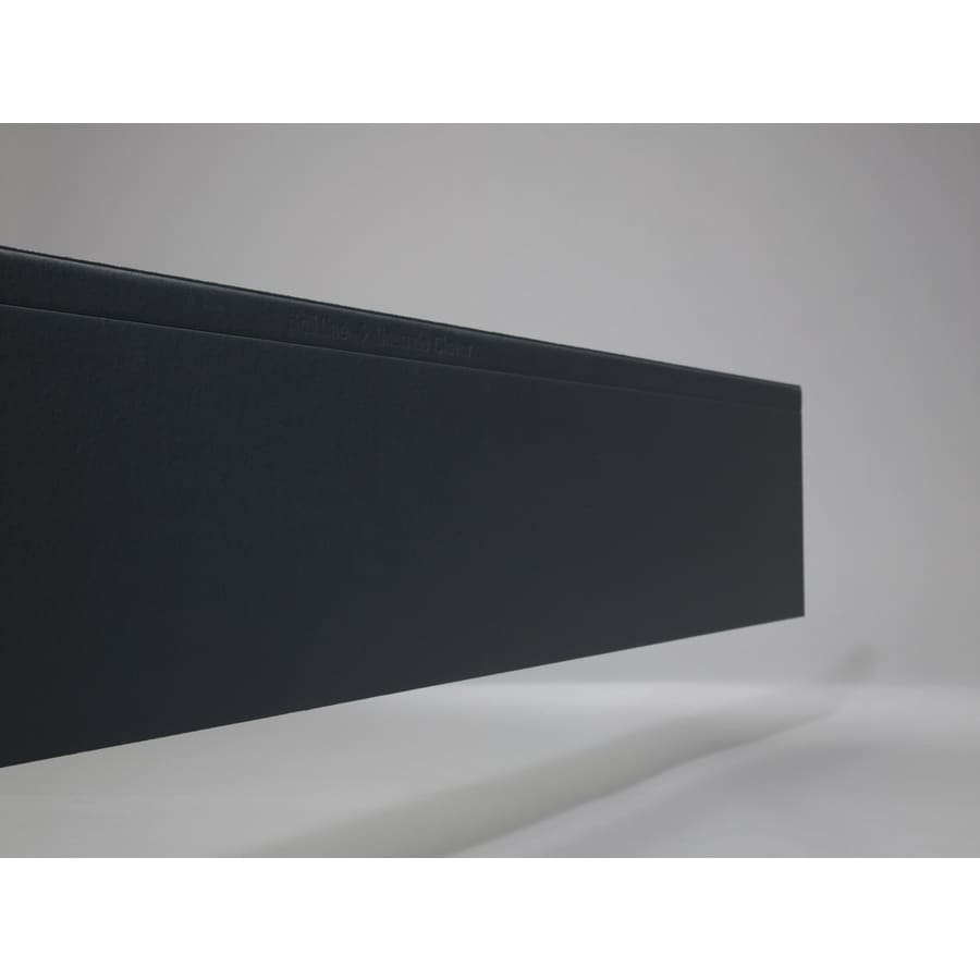 James Hardie Primed Evening Blue Fiber Cement Siding Panel (Actual: 0.625-in x 5.25-in x 144-in)