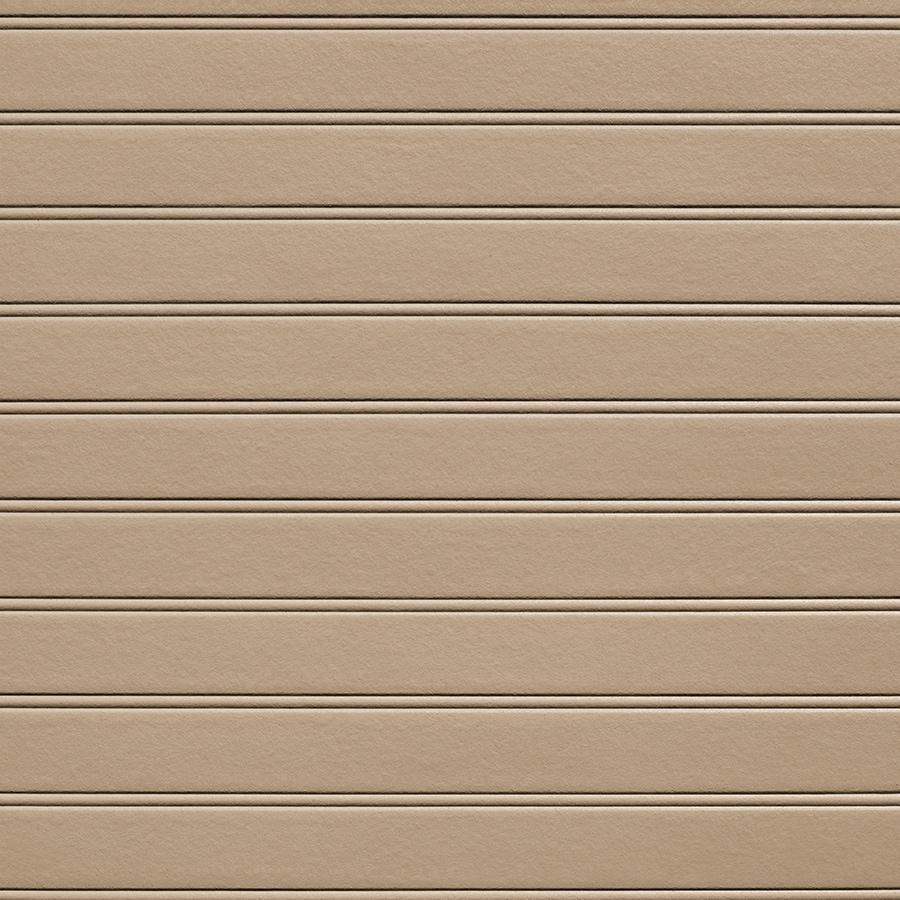 James Hardie HardieSoffit Porch Panel 48-in x 96-in Khaki Brown Fiber Cement Solid Soffit