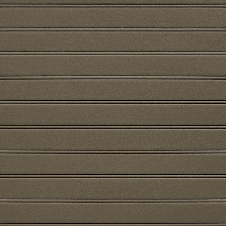 James Hardie HardieSoffit Porch Panel 48-in x 96-in Timber Bark Fiber Cement Solid Soffit