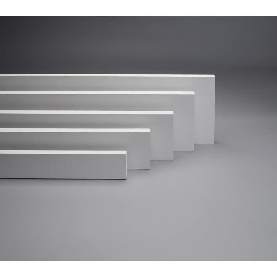 James Hardie 7.25-in x 12-ft Primed Primed Fiber Cement Trim