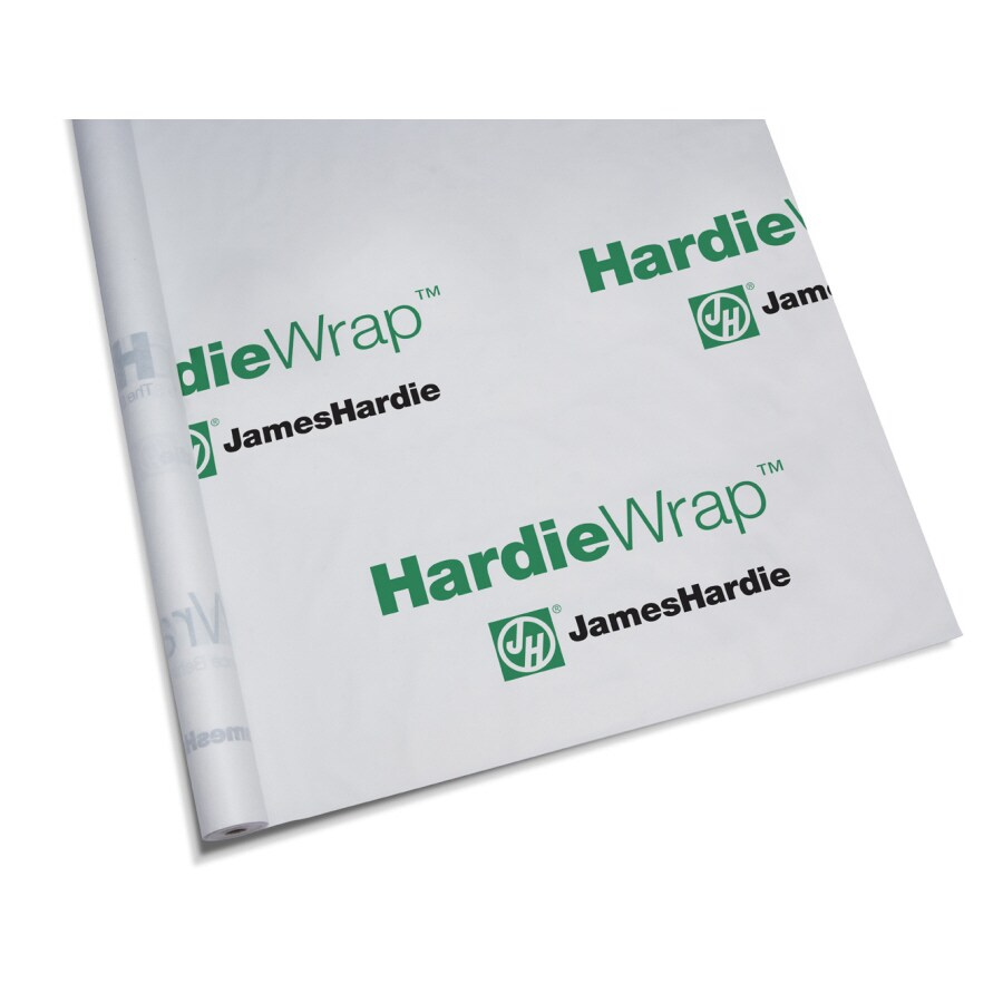 James Hardie 3-ft x 100-ft House Wrap