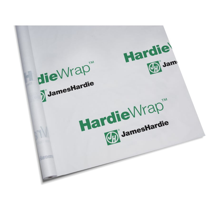 James Hardie 9-ft x 100-ft House Wrap