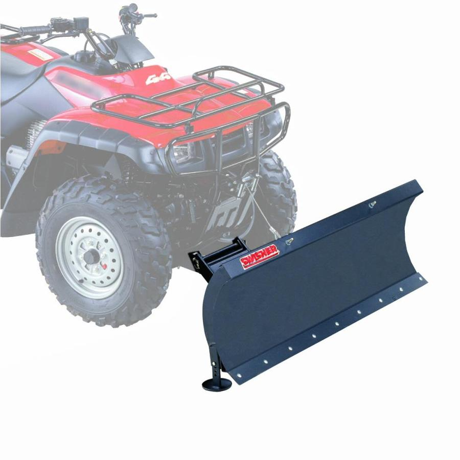 Swisher 50-in W x 18.75-in H Steel Snow Plow