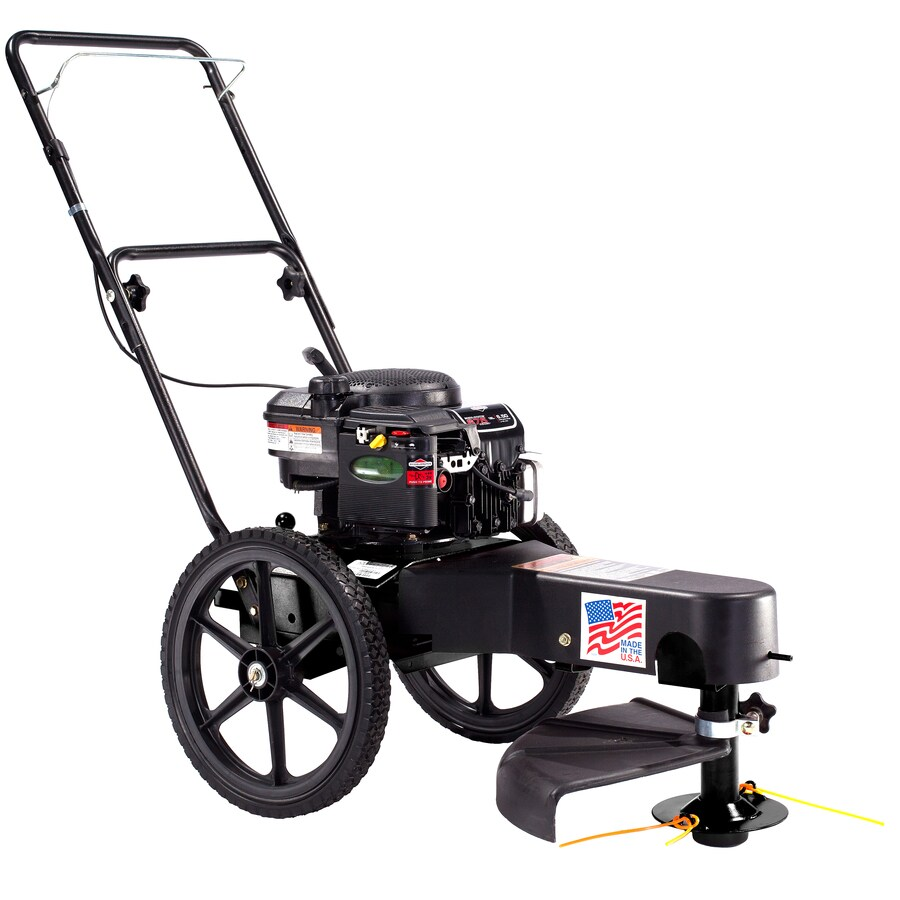 Swisher 190-cc 22-in String Trimmer Mower