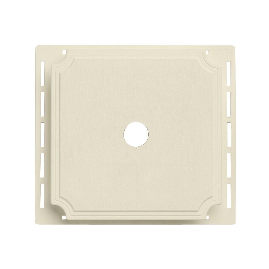 7-in x 7-in Cram Vinyl Universal Mounting Block