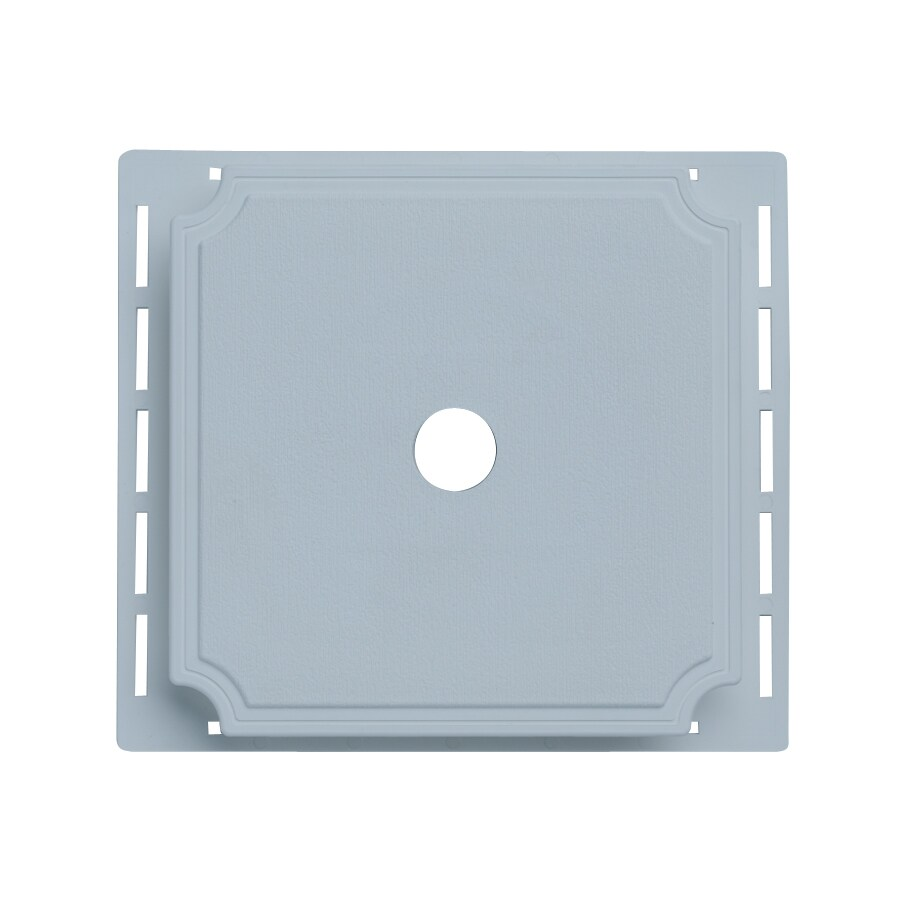7-in x 7-in Blue Vinyl Universal Mounting Block