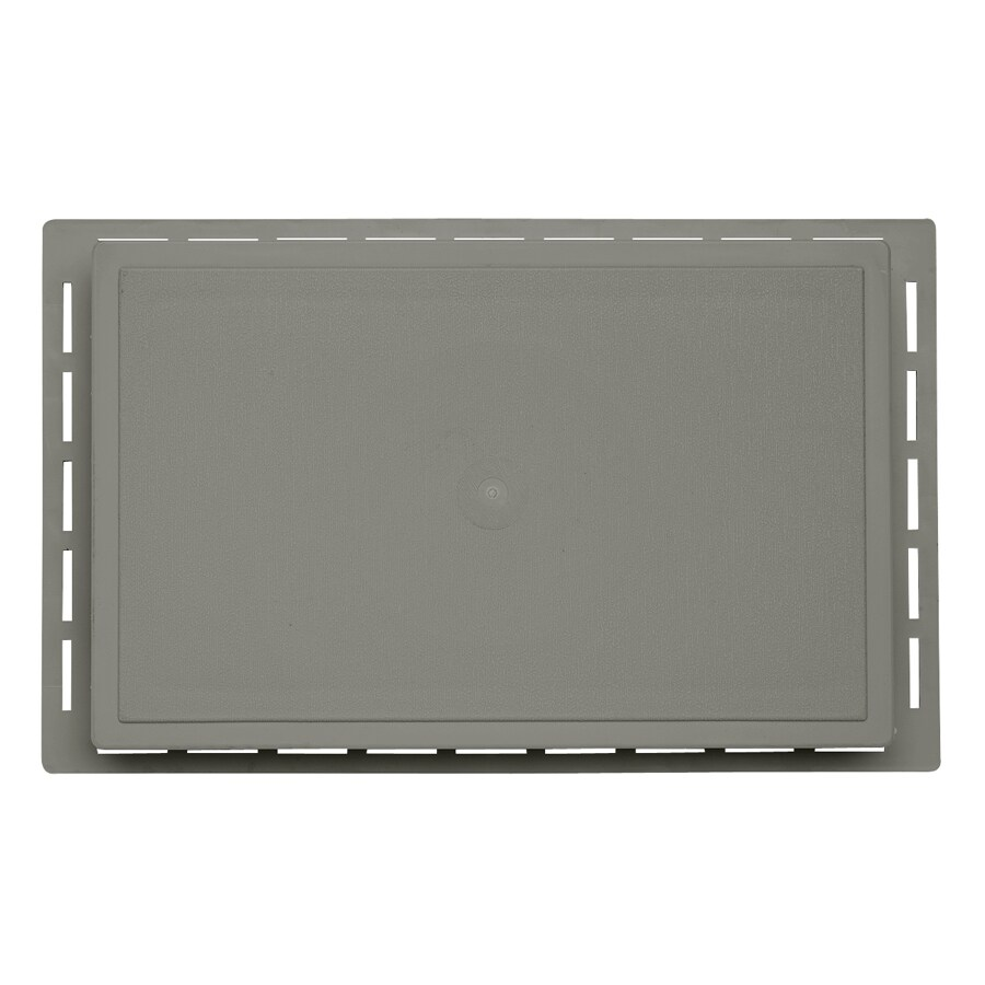 Durabuilt 1.625-in x 7.75-in Sagebrook/Pebble Vinyl Universal Mounting Block