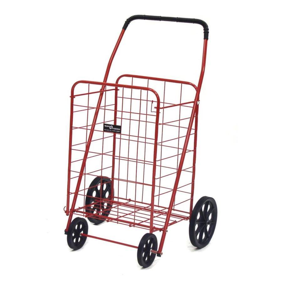 Easy Wheels Jumbo-A Shopping Cart