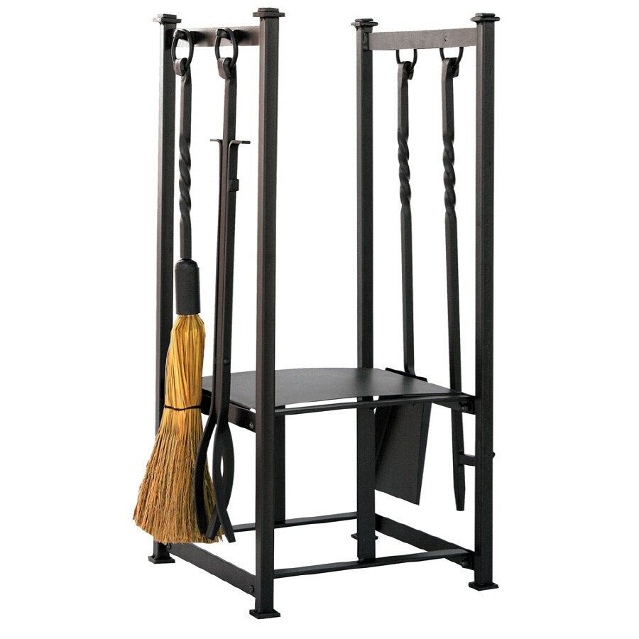 shop uniflame 30 in x 14 5 in x 13 in wrought iron indoor
