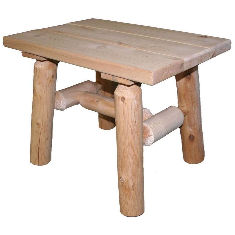 Lakeland Mills Rectangle End Table