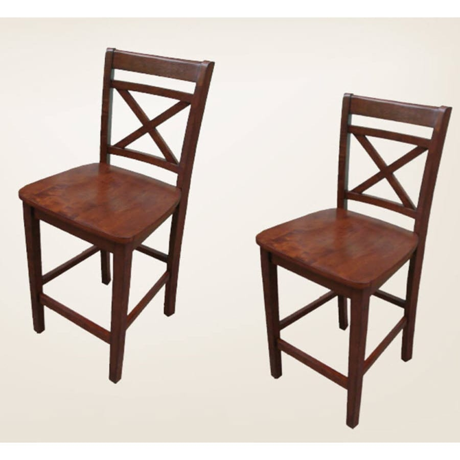 allen + roth Set of 2 Allen + Roth Mink Side Chairs