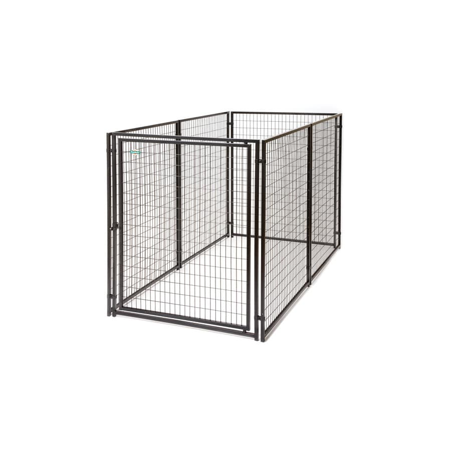 PetSafe 10-ft x 5-ft x 6-ft Outdoor Dog Kennel Panels