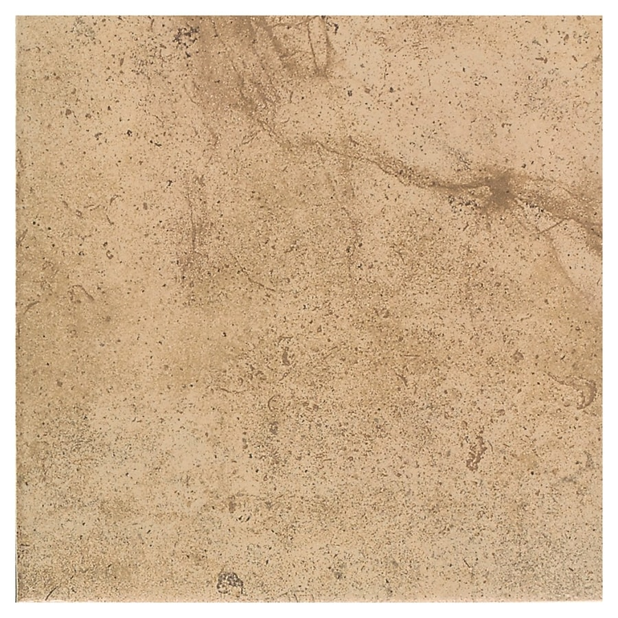 American Olean Costa Rei 10-Pack Oro Miele Ceramic Wall Tile (Common: 6-in x 6-in; Actual: 6-in x 6-in)