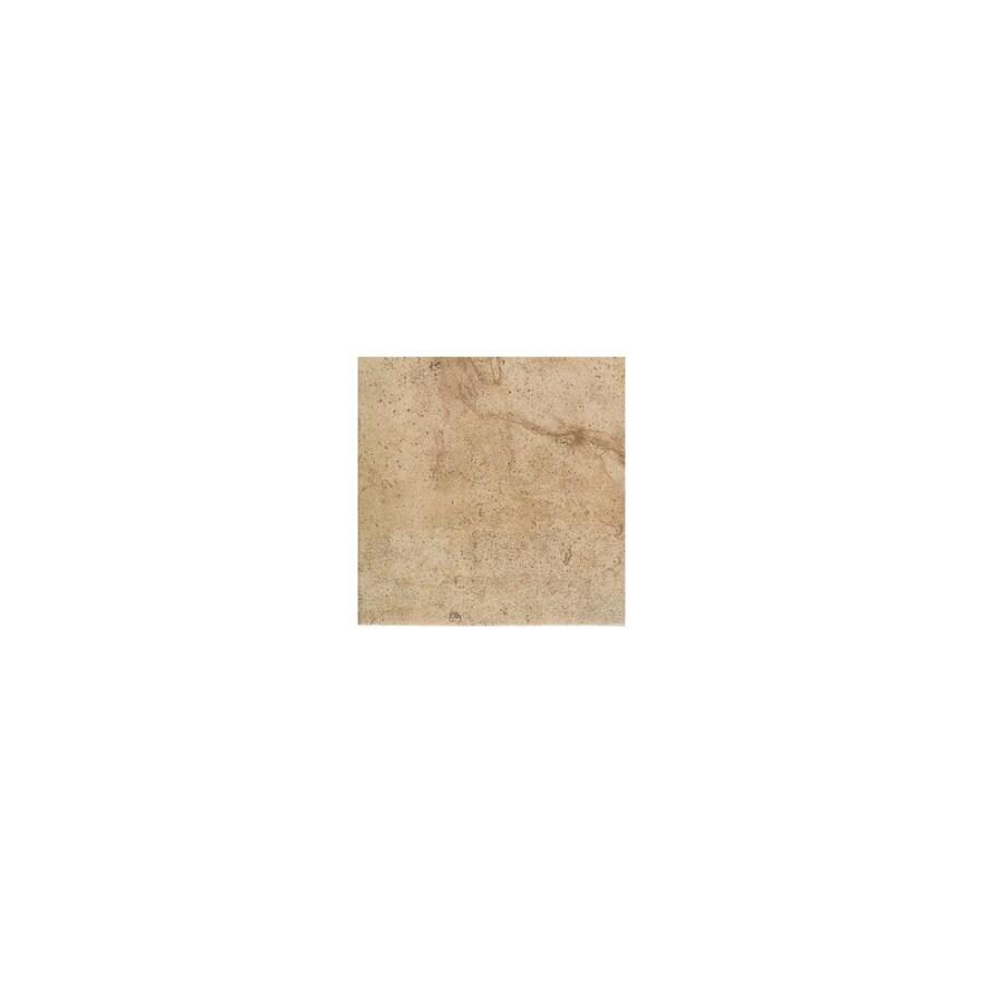 American Olean Costa Rei Oro Miele Ceramic Bullnose Tile (Common: 3-in x 3-in; Actual: 3-in x 3-in)