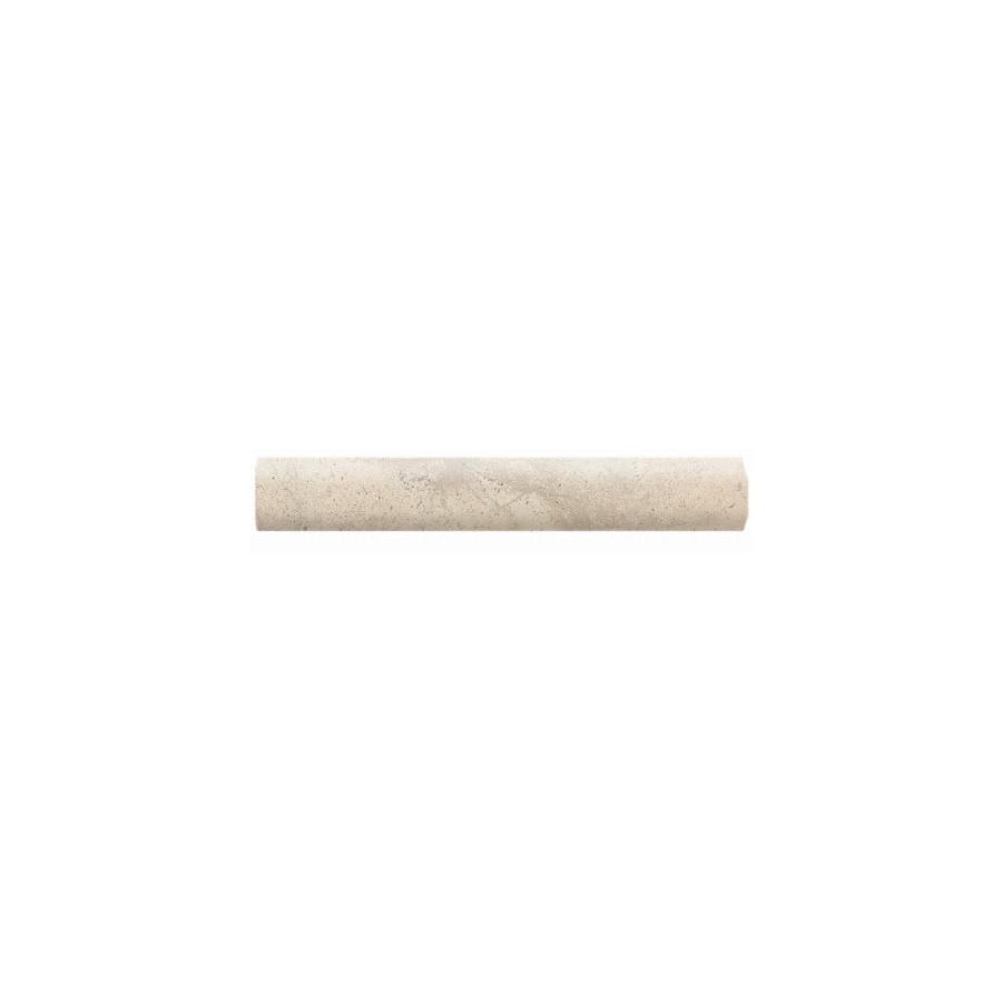 American Olean Costa Rei Sabbia Dorato Ceramic Bullnose Tile (Common: 1-in x 6-in; Actual: 1-in x 6-in)