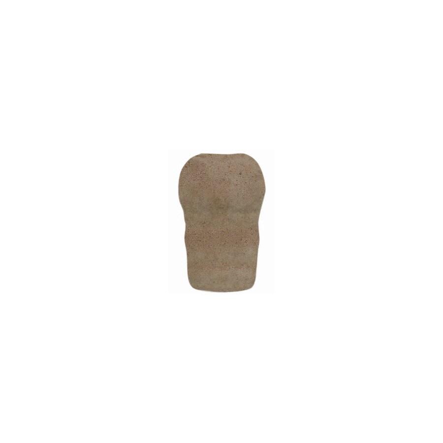 American Olean Costa Rei Terra Marrone Ceramic Chair Rail Tile (Common: 2-in x 2-in; Actual: 2-in x 2-in)