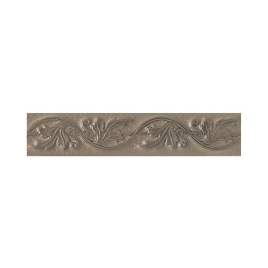 Shop american olean costa rei terra marrone ceramic for 10 x 10 ceramic floor tile